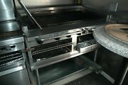60-inch Bakers Pride Natural Gas Char Grill