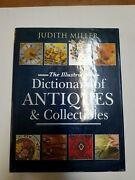 Judith Miller The Illustrated Dictionary Of Antiques And Collectibles Fc31-4