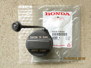08 - 17 Honda Accord Touring Hybrid Fuel Gas Tank Filler Cap With Tether Oem New