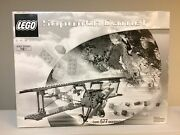 Lego 3451 Black And White Box Sopwith Camel Airplane New Sealed In Box, Very Rare