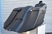 7 Extended Stretched Bags And Rear Fender For Harley Davidson Tourings 1997-07