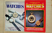 Antique Pocket Watch And Clock Books Price Repair Guides, Research Articles