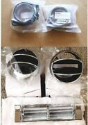 New Air Conditioning Outlets And Vents Chrome 67 68 69 70 71 72 Chevrolet Truck