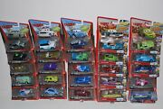 New Lot Of 174 Disney Cars, Diecast, Snor Rod, Flo, Sarge, Sally, King, Racers