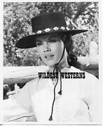 Wende Wagner Rare Photo Vintage Original Sexy Girl Green Hornet Busty Cowgirl