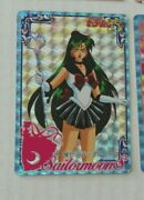 Sailormoon Best Selection Carddass Card Prism Carte 248 Anime Made In Japan Mint