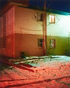 Todd Hido And03911669-1778and039 2016-2018 Signed Limited Edition Photograph 6 X 6 New