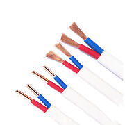 Electric Cable Wire Rvv 2 Core 0.56mm² All Size,outdoor Diy Home Decoration