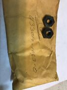 2 Echo Chainsaw Flange Nuts 43301910630 New Nos Cs900evl Cs1001vl Cs1201