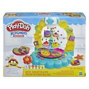 Play-doh Kitchen Creations Sprinkle Cookie Surprise Play Food Set With 5...