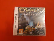 Secret Of The Tree Of Life The Chronicles Of Mystery Nintendo Ds Pal Fr New Dvd