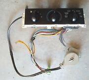 94-98 Mustang Heater Hvac Control Select Fan Speed Housing Cable Switches Gt