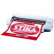 Roland Stika Sv-15 Create Colorful Custom Stickers From Japan
