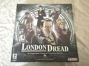 London Dread A Cooperative Game Of Victorian Horror - Grey Fox Games Complete