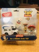 Toy Story 4 Minis Rv And Friends Road Trip Special Edition Runaway Forky