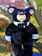 Hand Signed By Xavier Roberts Cabbage Patch Soft Sculpture Teddy Bear 24 ❤️m17
