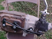 1965 66 67 Chevy Ii Hurst Shifter Adapted To T10 4 Speed For Bench Seat Sedan