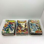 Lot Of 124 Comic Books Vintage 80s, 90s, And 2000s - Dc, Marvel, Eclipse, First ++