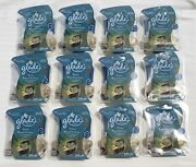 24 Glade Plugins Scented Oil Refills Warm Flannel Embrace Limited 8 3 Packs