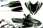Decal Graphic Kit Arctic Cat M Series Crossfire Parts Sled Snowmobile Wrap Decal