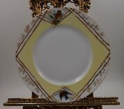 Antique Limoges Hand Painted Game Bird Plate ..very Unique