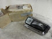 Nos 1977 1978 Plymouth Fury Tail Light Housing Two Door Fury Right Tail Light