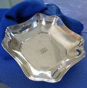 Vintage And Co 925 Sterling Silver Candy Dish Bowl Makers 79   B-safe