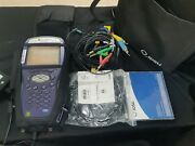 Jdsu Hst-3000c Copper / Ethernet Tester With Accessories
