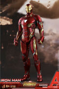 Hot Toys Avengers Infinity War 1/6 Iron Man Mark L 50 Diecast In Stock Sealed