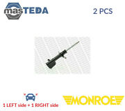 2x Monroe Front Shock Absorbers Struts Shockers D0001 P New Oe Replacement