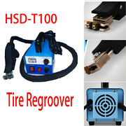 110v Professional Tyre Regroover Electric Car Tires Rubber Grooving Machine