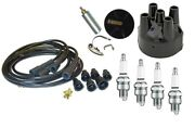 Complete Tune Up Kit For Ih Farmall A B C H M Tractors With H4 Magneto