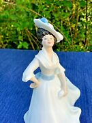 Royal Doulton Margaret Mitchell Gone With The Wind Scarlett Doll England ❤️m17