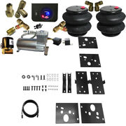 B Air Leveling Tow Kit 2500 Ram 2014-2019 No Drill With Digital Gauge