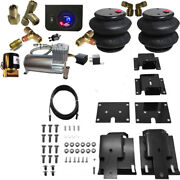 B Air Leveling Tow Kit 1500 Ram 2009-2018 With Digital Gauge