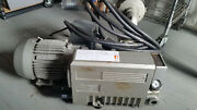 Busch 1.5 Hp 20 Cfm Vacuum Pump Rc0025.c406.1001 3phase Used Good Condition