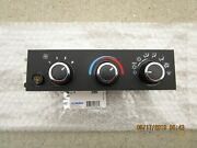 08 - 18 Chevy Express 1500 2500 3500 A/c Heater Climate Temperature Control New