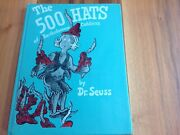 The 500 Hats Of Bartholomew Cubbins By Dr. Seuss 1938 Hardcover