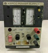 Kepco Power Supply Jqe 15-6 A18
