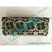 New Yanmar 4tnv106 Complete Cylinder Head Assy With Valves