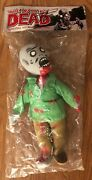 The Walking Dead Plush Zombie Doll- Signed By Kirkman Extremely Rare