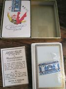 Vtg Advertising Playing Cards W/tax Revenue Stamps-fulton Foundry Cleveland Ohio