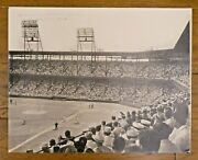 Original Vintage 1940 All Star 16x20 Type 1 Photo Belonged To Max West Signed