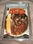 Walking Dead 27 Cbcs 9.8 White Pages 1st Governor Key Issue