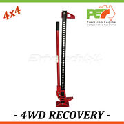 New Drivetech 4x4 4wd Recovery High Lift Jack 48ヤ Rated To 1.75t