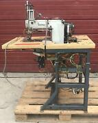 Brother Lk3-b439 Industrial Sewing Machine For Parts Freeship
