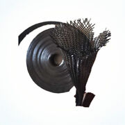 Carbon Fiber Cloth Sleeve Braided Hose Electric Conduction Thermostability
