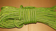 5/8 X 100and039 Double Braid Rope Arborist Bull Rope Rigging Line Hoist Line New
