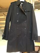 Buckingham Trench Coat Us Size 8 New With Tags
