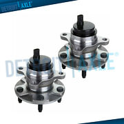 2 Front Wheel Bearings And Hubs For Rwd Lexus Gs350 Gs430 Gs460 Is250 Is350